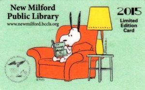 Profile photo of New Milford Library