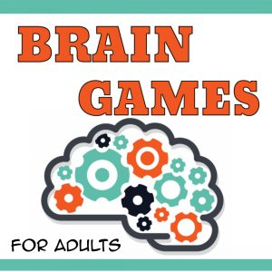 Brain Games for Adults