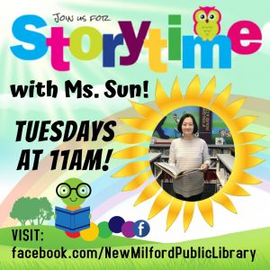 Facebook Story Time with Ms. Sun